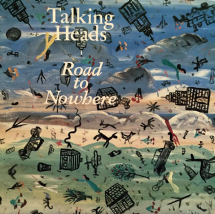 "Talking Heads - Road To Nowhere (12"") (VG/EX)"